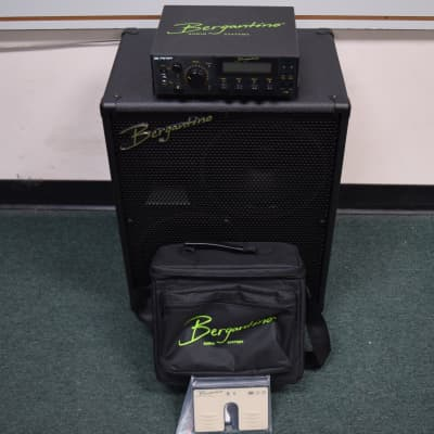 Bergantino B-Amp / HG 310 Cab, FREE Carry Bag. *NOT Pre-Owned! *Ft. Switch Optional