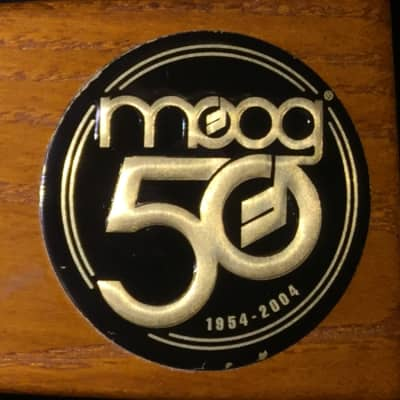Moog Moogerfooger MF-102 Ring Mod - Moogfest 50th Anniversary Edition - Like New In Box