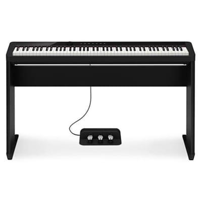 Casio PX-S1000CS Privia 88-Key Slim Digital Console Piano with Stand