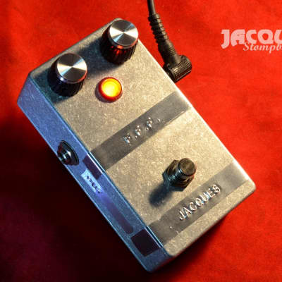 Jacques Standard edition F.F.F. hi-gain French Fuzz Face 2021