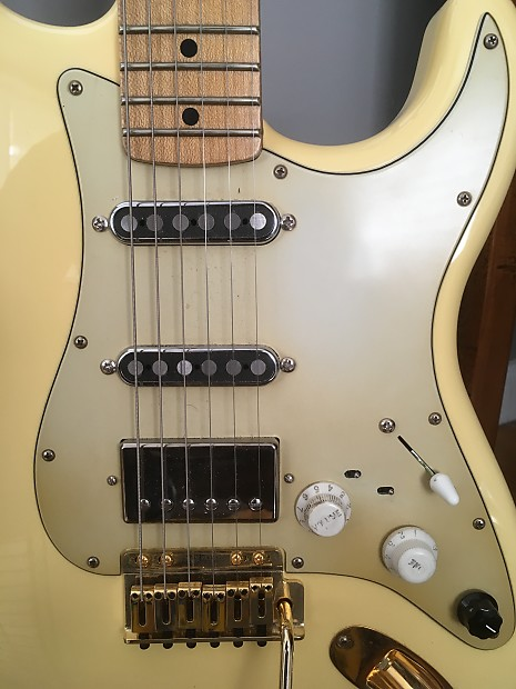 Fender Stratocaster Body Lic Relic Maple Neck
