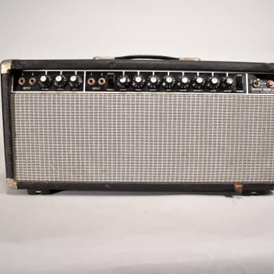 1970s Music Man HD 130 Reverb Vintage Electric Guitar Tube Amp Head