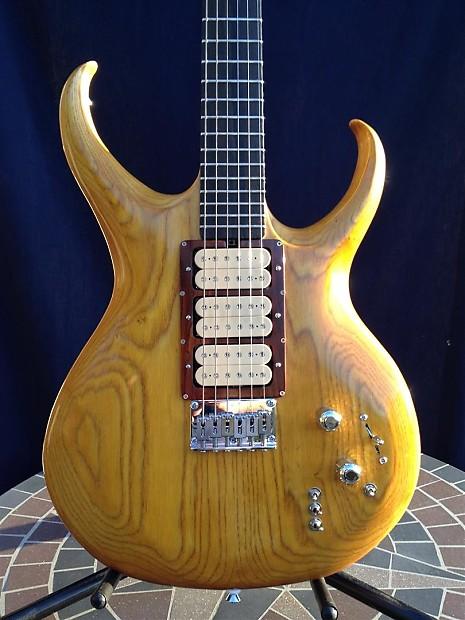 waldschmidt guitars handbuilt custom electric guitar reverb. Black Bedroom Furniture Sets. Home Design Ideas