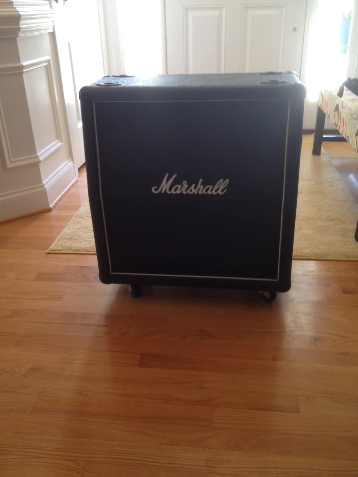 Marshall 4x10 Cabinet 80s Marshall 1965a 4x10 Cab W Celestion G10l 35s Reverb