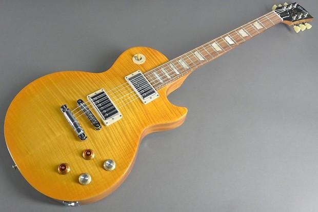 Gibson gary moore tribute les paul electric guitar lemon reverb - Gibson gary moore ...