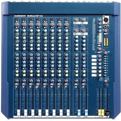 Allen & Heath MixWizard WZ3 12:2 12-Input Stereo Mixer