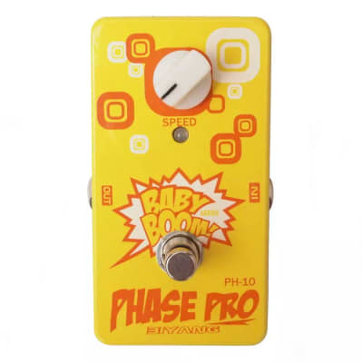 Biyang PH-10 Phase Pro Phaser True Bypass for sale