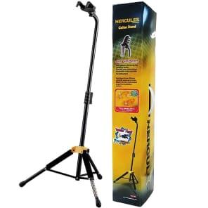 208c1d9552 Hercules GS414B Auto Grip System Single Guitar Stand