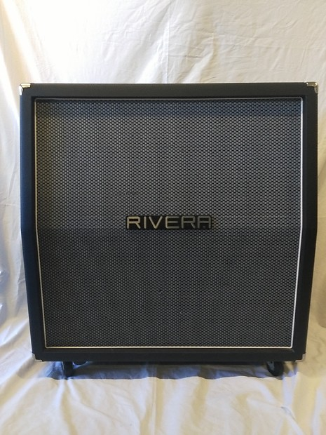 Rivera 4x12 Cabinet | Music Works | Reverb