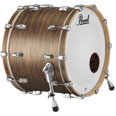 Pearl Music City Custom 24x18 Reference Series Bass Drum ONLY w/BB3 Mount RF2418BB/C415