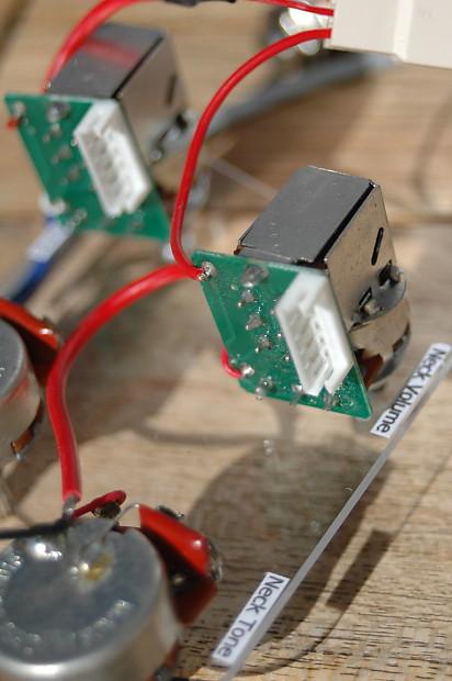 Epiphone Les Paul Pro Wiring Harness Coil Split - Push ...