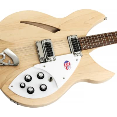 Rickenbacker 330/12 Electric 12-String Mapleglo New 2020 for sale