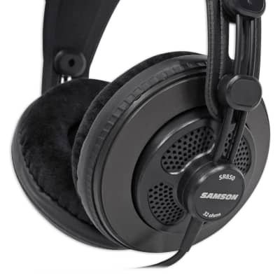 Samson SR850 Professional Semi-open Studio Reference Monitoring Headphones