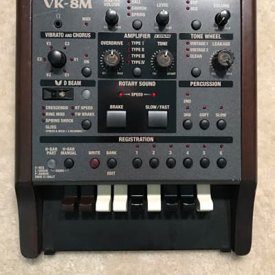 Roland VK-8M Legacy Organ Module