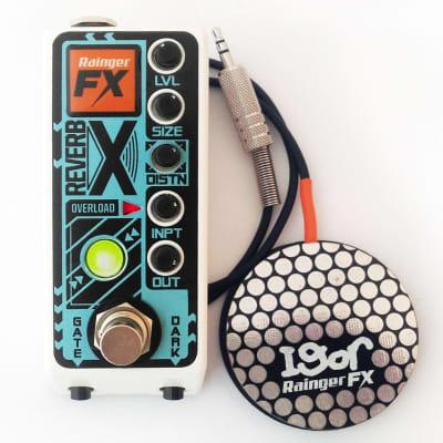 Rainger FX  Reverb-X Digital Reverb (& Igor controller)