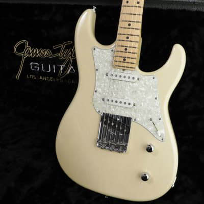 James Tyler Studio Elite Aged See-Thru White Finish -Free Shipping* for sale