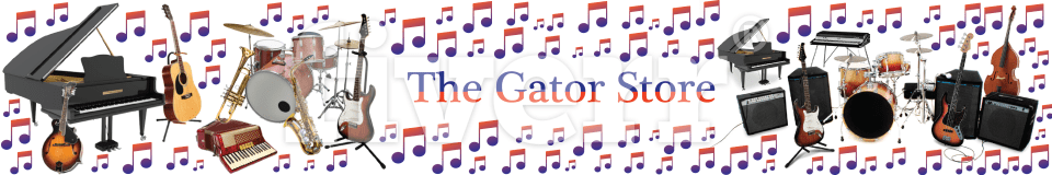 The Gator Tone Gear Outlet