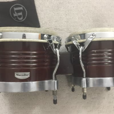 Latin Percussion M201 Matador Series Wood Bongos