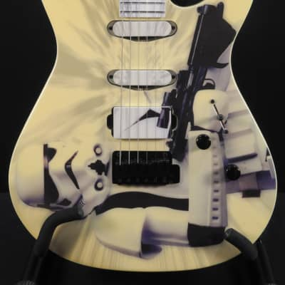 Fernandes Star Wars Stormtrooper Retrorocket Guitar #71 of 250 for sale