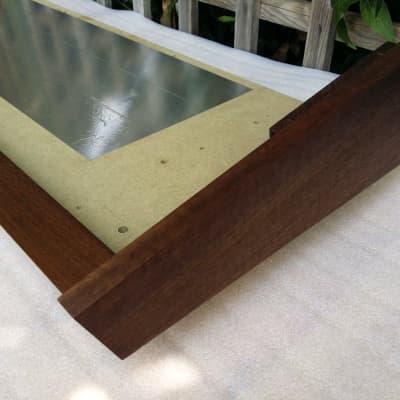 Custom Wooden Case Korg Polysix Analog Synthesizer American Walnut