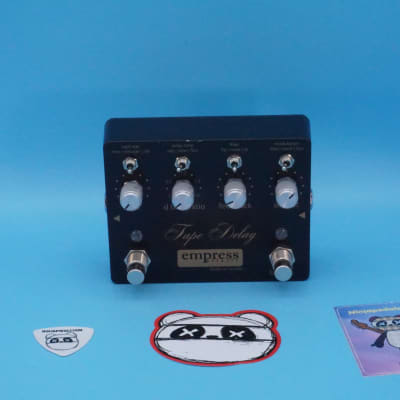 Empress Tape Delay Pedal | Fast Shipping!