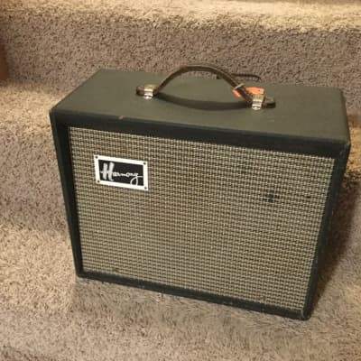 Harmony H 303A 1960's Black for sale