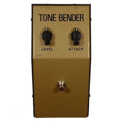 British Pedal Company MKI Tone Bender THE BOWIE/RONSON TONE Hammer Gold