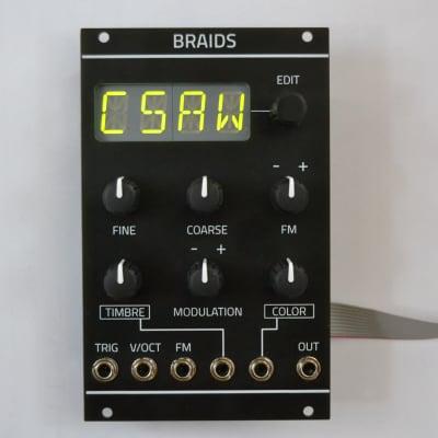 Mutable Instruments Braids CLONE