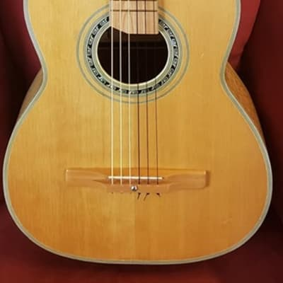 Ibanez Salvador 1150 Copy of Raffaele Calace Flamenco 1950s - 60s Guitar for sale