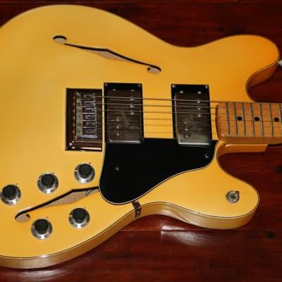 1976 Fender Starcaster  Olympic White (FEE0767) for sale