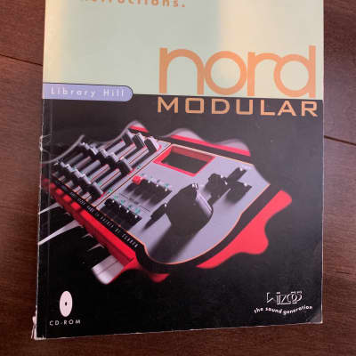 Nord Modular Wizoo guide First edition