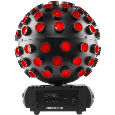 Chauvet Rotosphere Q3 Mirror Ball Simulator