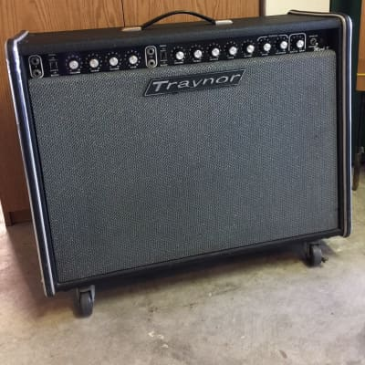Traynor YGL3 Mark III Guitar Combo Tube Amplifier Very Nice Fender Twin Reverb Killer for sale