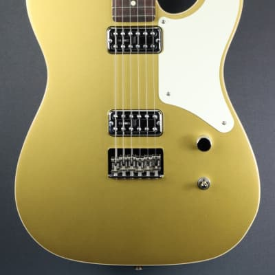 USED Fender Limited Edition USA Cabronita Telecaster - Aztec Gold (962)