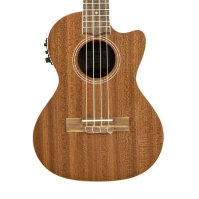 Lanikai MA-CET Mahogany Tenor with Kula Preamp Acoustic Electric Ukulele for sale
