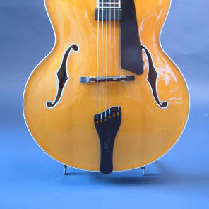 Palen 17 Inch Archtop 2002 Blonde for sale