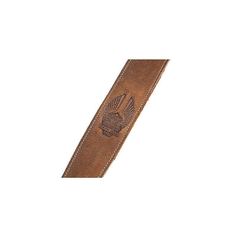 new fender road worn strap brown reverb. Black Bedroom Furniture Sets. Home Design Ideas