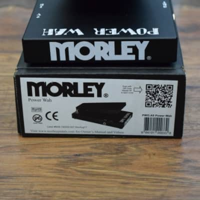 Morley Power Wah PWO Guitar Effect Pedal