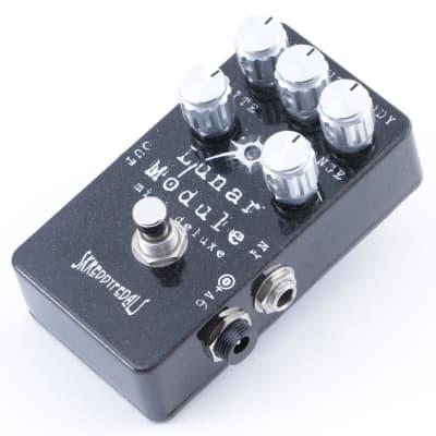 Skreddy Pedals Lunar Module Mini Deluxe Fuzz Guitar Effects Pedal P-07766