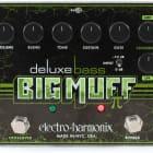 Electro-Harmonix Deluxe Bass Big Muff Pi Bass Fuzz Pedal image