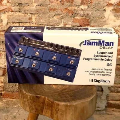 DigiTech JamMan Delay Looper Phrase/Sampler for sale