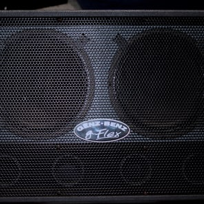 Genz Benz G Flex 2 x 12 Cabinet + Matrix GM50 Power Amp for sale