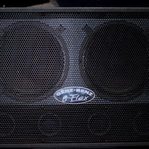 Genz Benz G Flex 2 x 12 Cabinet + Matrix GM50 Power Amp for sale