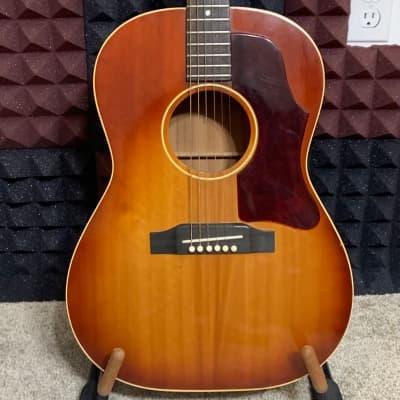 1966 Gibson LG-1 Acoustic Guitar - Honeyburst