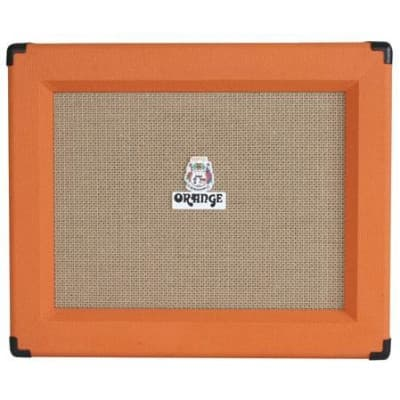 Orange PPC112 60W 1x12 Cab Plus Accessories Bundle, Orange for sale