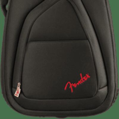 Fender 0991522406 FB620 Electric Bass Gig Bag, padded - Black