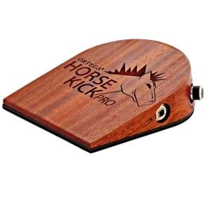 Ortega Guitars Horse Kick Pro Digital Percussion Stomp Box with 5 Samples
