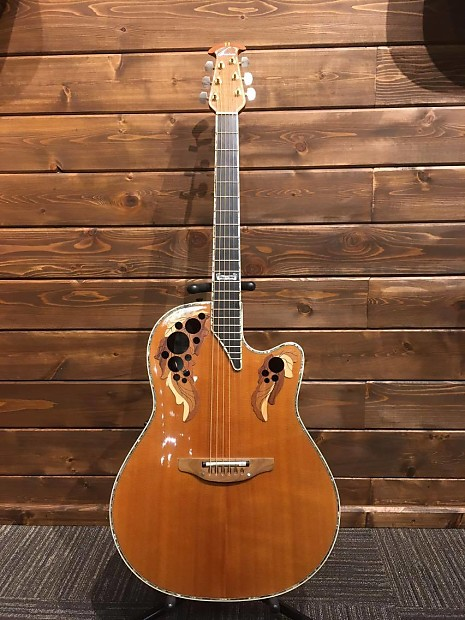 Ovation Ovation Elite 30th Anniversary Commemorative 1996 Natural