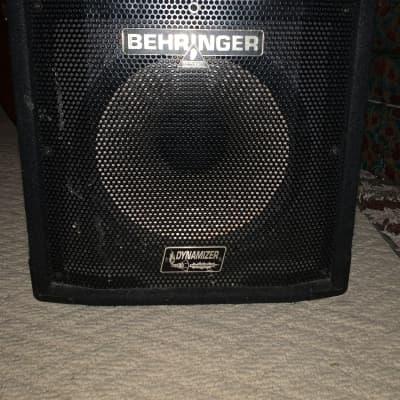 Behringer bass amp, bx1200(ultra bass booster)