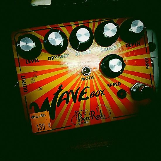 Benrod Wavebox   Steel Music